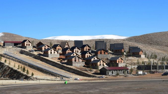Yedikuyular ski resort aims to host a thousand tourists