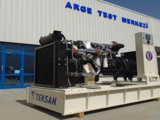 exports domestic motor generators to the continent