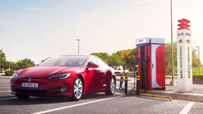 zes electric vehicle charging stations are now in the province