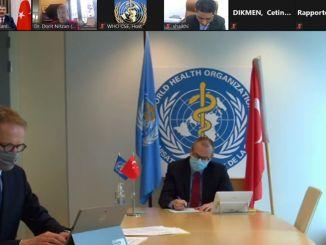 Herzlichen Glückwunsch an die Türkei vom Kluge-Direktor des DSO Europe