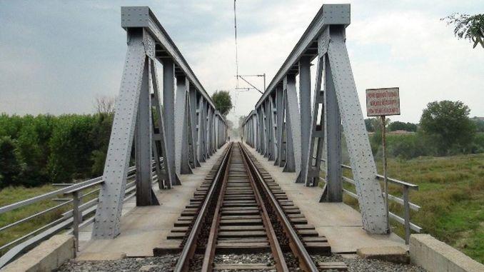 الجسر والتشريد في خط أنقرة قيصري نتيجة المناقصة