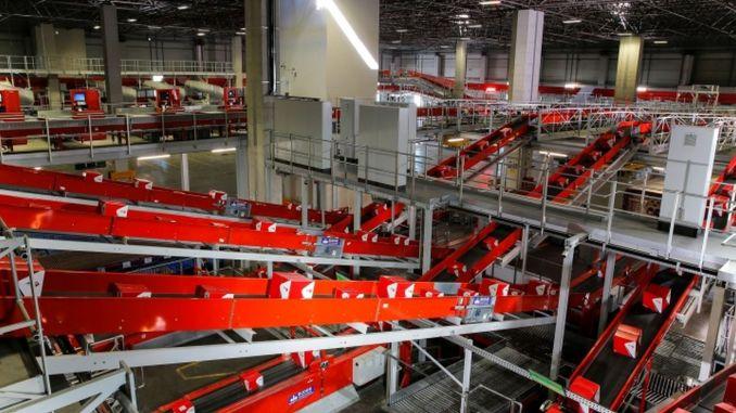 pospešila vmesno tehnološko preobrazbo tovora in naložbe v infrastrukturo