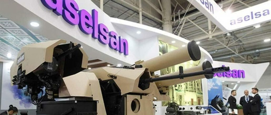 Aselsan also signed an export contract over million dollars