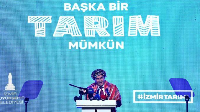 President Soyer announced the Izmir agriculture model