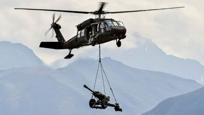 Borane howitzer qualification tests have been completed successfully