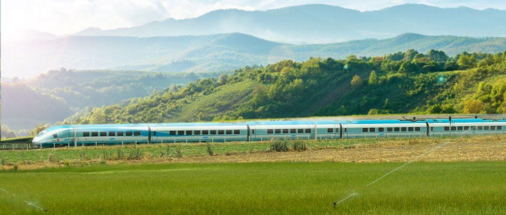 โครงการรถไฟด่วน bursa ในหน้าโครงการลงทุน