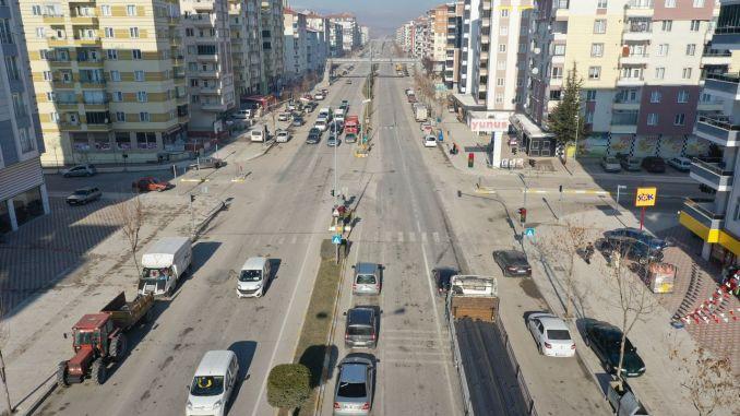 corum sogutluevler intersection signaling works completed