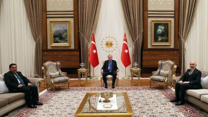 president erdogan afghanistan transport minister accepts smart