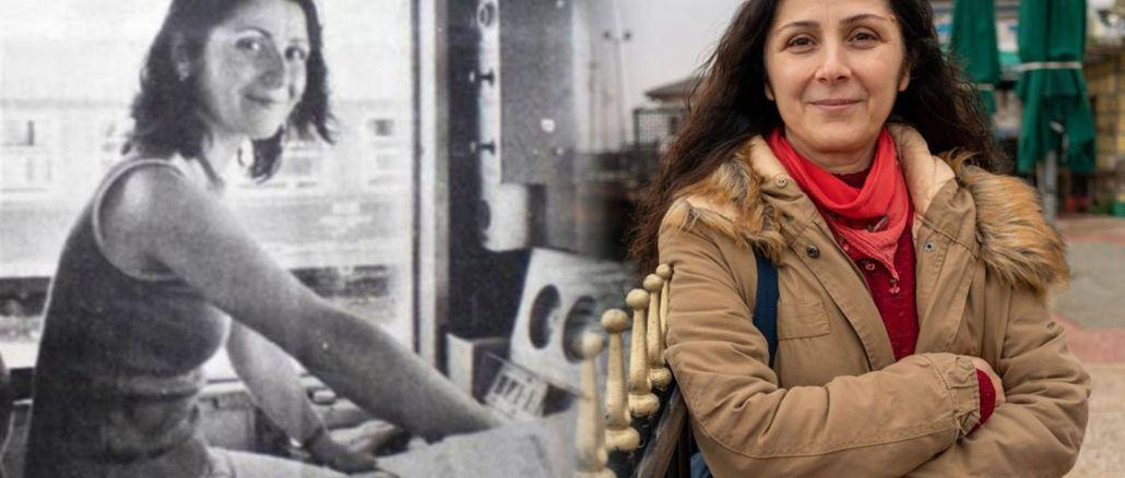 ποιος είναι ο seher aksel, η πρώτη γυναίκα μηχανικός των σιδηροδρόμων, πόσο χρονών και πού