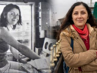 who is seher aksel, the first female mechanic of railways, how old and where