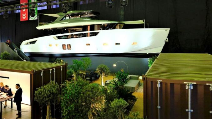sea ​​lovers will meet at the cnr eurasia boat show fair