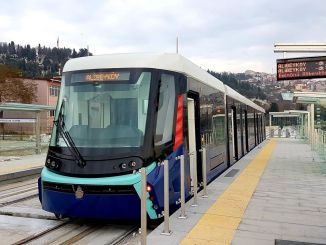 eminonu alibeykoy tram line is opened eminonu alibeykoy tram stops and map