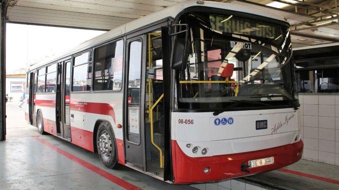 Eshot repaired worn buses with repair and maintenance