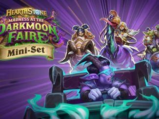 hearthstone darkmoon races begin