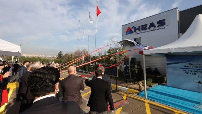 heas renewed its logo on the anniversary