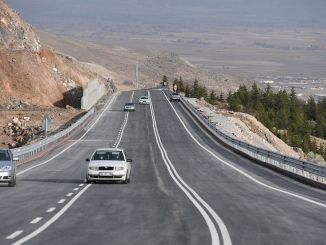 The first stage of the Hidirellez road was opened to service