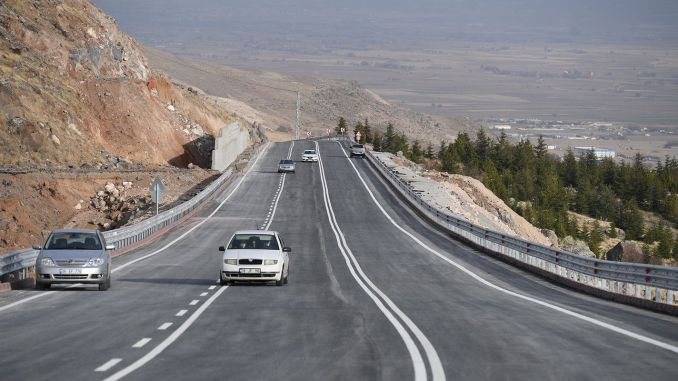 ヒディレレス道路の第一段階が開通しました