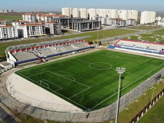 ibb silivri mujdat gursu stadium renovation