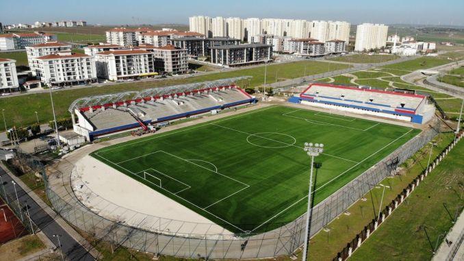 ibb silivri mujdat gursu stadium renovation