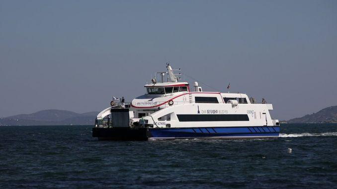 izdeniz car ferry prices hike