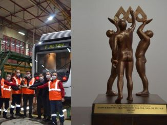 Award of excellence til Izmir metro