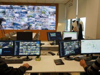 Das Verkehrsmanagementzentrum Kahramanmaras ist in Betrieb