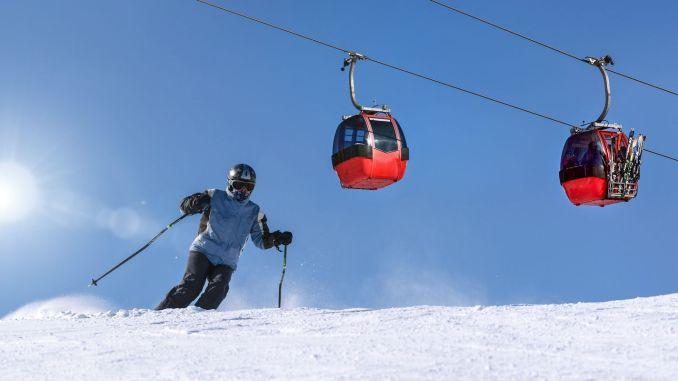 car park of ski resort caused crisis between france and switzerland