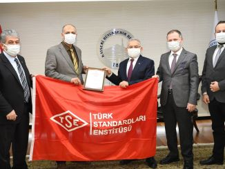 Kayseri Ulasim as Kovid Secured Service Certificate
