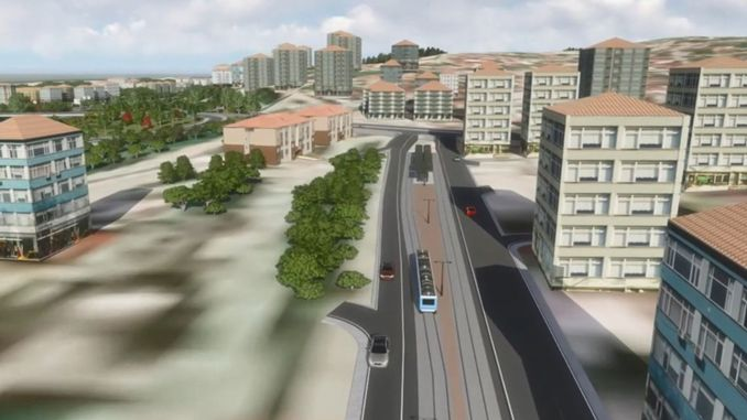 Kocaeli carried out important transportation projects in its big city.