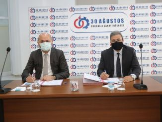 Kutahya augustos osb investors, logistical convenience from tcdd