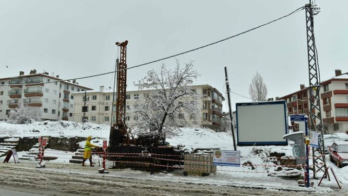 Drilling works started in mamak metro project