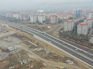Mansur slowly completes the projects that will relieve the capital traffic one by one