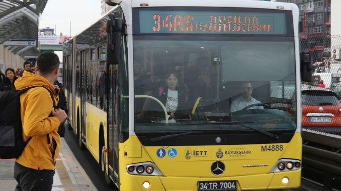 Transfers on the metrobus line will decrease