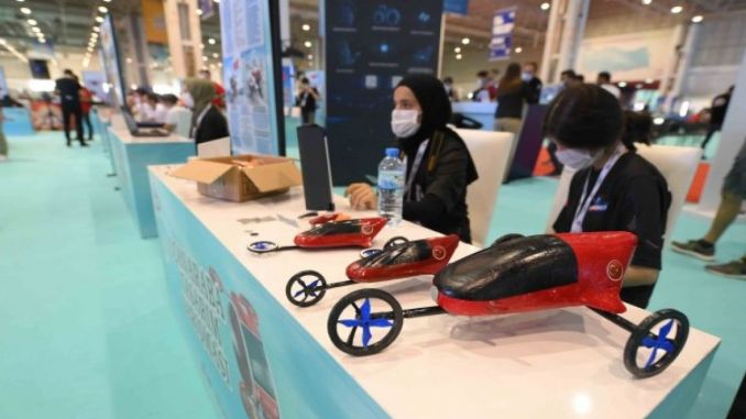 Those who want to sign the national flying car will compete in technofest.