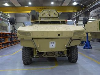 pars x to be delivered to the special forces command has been displayed