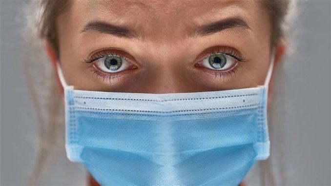 pandemic increased eye complaints