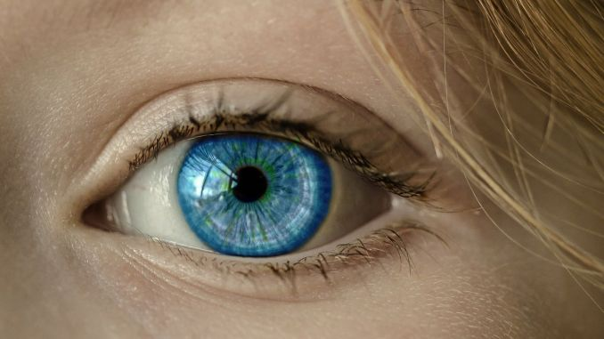 In the pandemic, one person suffers irreversible vision loss