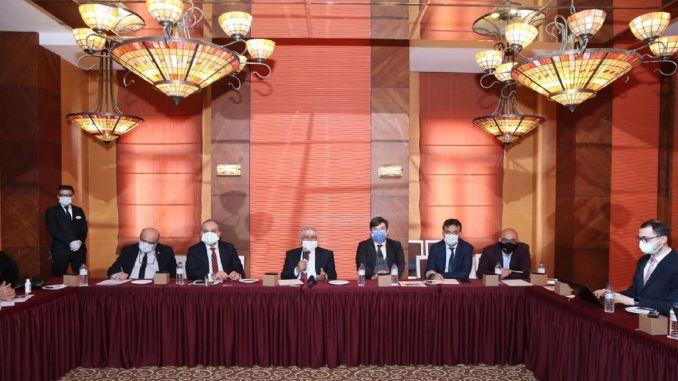 rektor karamustafa evaluated Kayseri and regional tourism