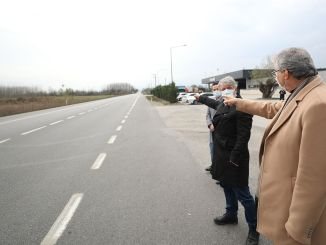 Tender of new highway gray to Sakarya