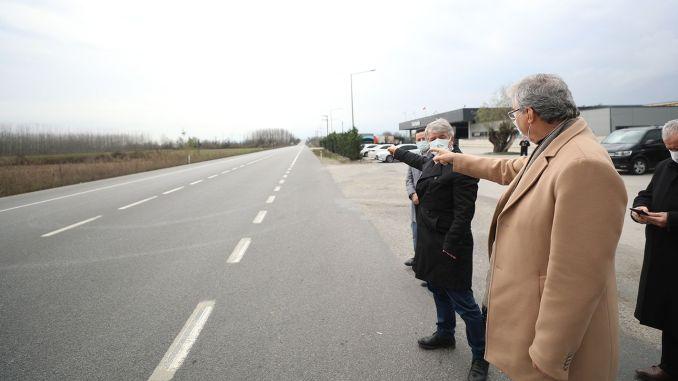 Tender of new highway gray to Sakarya