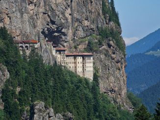 special interest in the sumela monastery and altindere valley