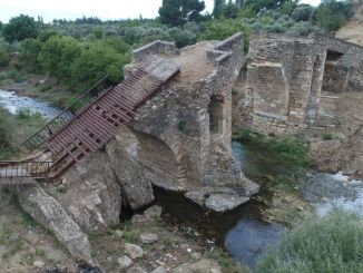 historical bridges are being restored and brought to tourism