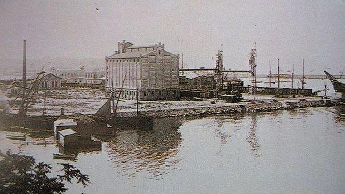 today's january haydarpasa port