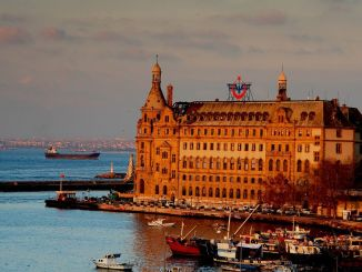 Balli rental from tcdd haydarpasa gari restaurant has been rented for the year half a century