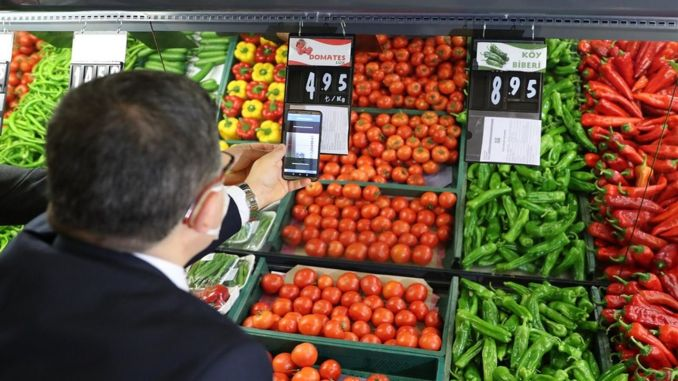 Exorbitant price control was carried out for basic necessity products by the ministry of trade