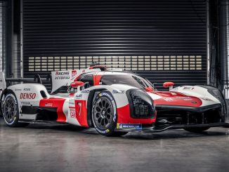 """Toyota Gazoo Racing"" pristato ""Gr Hybrid Hyper Race Vehicle"""