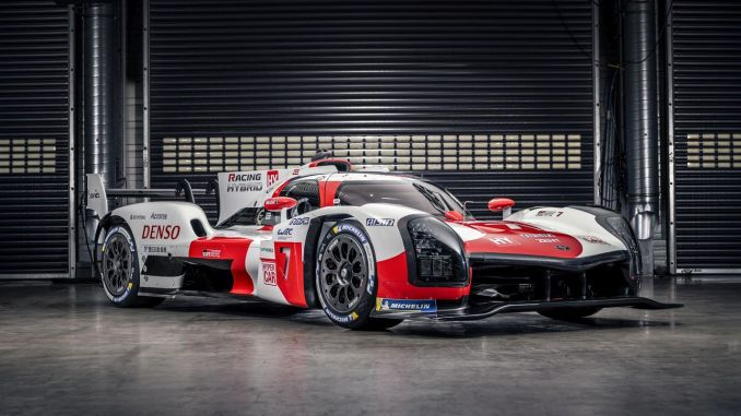 Toyota Gazoo Racing Introduces Gr Hybrid Hyper Race Vehicle