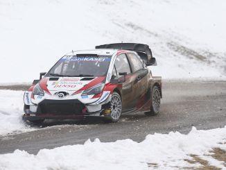 Scopul Toyota Gazoo Racing este de a deschide sezonul wrc cu victorie
