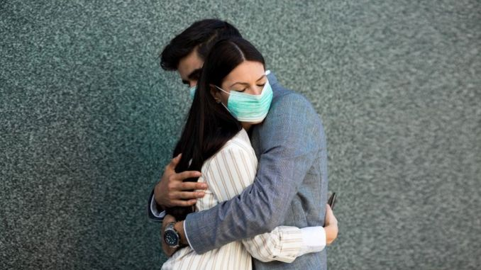 How couple relationships were affected in the pandemic, a traumatic process