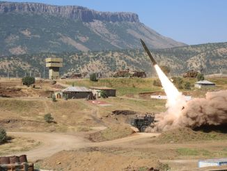 Completadas entregas do sistema de mísseis balísticos Tskya Bora